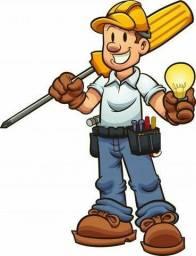 Eletricista residencial, comercial e predial