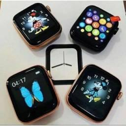 Smartwatch Iwo Max Pro T500 Troca Pulseira Ios Android