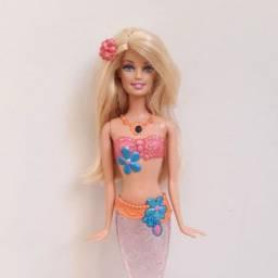 """Barbie Merliah do filme """"Barbie em vida de sereia"""""""