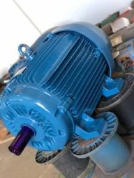 Motores industriais elétricos Weg