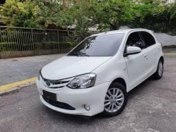 Toyota Etios XLS 1.5 - Raridade