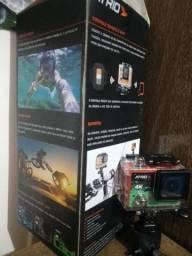 Átrio Camera de Ação 4k