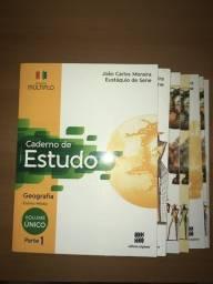 Livro de Geografia - Ensino Médio