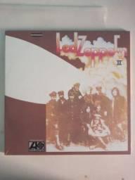 Disco Vinil duplo Led Zeppelin II