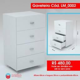 Gaveteiro Cód.LM_0002