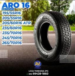 Aro 16 na rl pneus