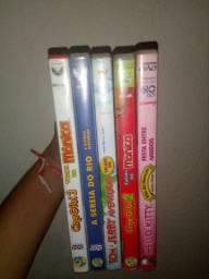 DVD Infantis