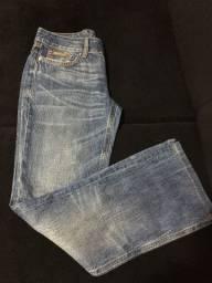 Calça jeans importada TAM 36/38