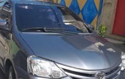 Etios Toyota 1.3 Flex 5p Manual - Completo - Ac Financiamento - Novo