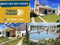 Busca Vida Side Concept, casas com 2, 3 e 4 quartos em Abrantes