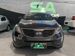 SPORTAGE 2013/2014 2.0 LX 4X2 16V FLEX 4P AUTOMÁTICO