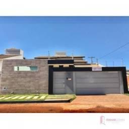 Casa com 3 dormitórios à venda por R$ 390.000 - Parque Residencial Nova Fronteira - Gurupi