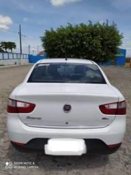Fiat Grand Siena Tetrafuel - 2014