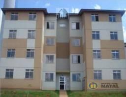 Apartamento com 1 quarto no EDIFÍCIO RESIDENCIAL CARLOS MACHADO - Bairro Nova Olinda em L
