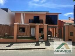 Casa assobradada com 4 quartos - Bairro Orfãs em Ponta Grossa