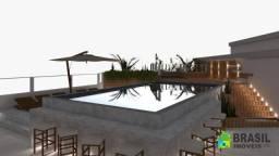 Apartamento com 3 dormitórios à venda, 140 m² por R$ 800.000 - Jardim Elvira Dias - Poços