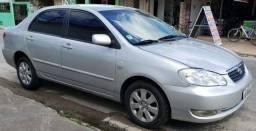 Vende-se um Corolla 2008 automático em perfeito estado - 2008