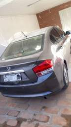 VENDO OU TROCO Honda city quitado - 2011