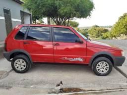 Fiat UNO Flex - 2013