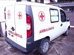 Ambulância fiat doblô cargo