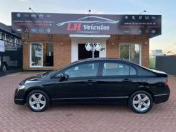 Civic 1.8 LXS Aut Flex