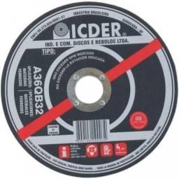 Disco Corte 10 Polegadas Furo 5/8 Icder