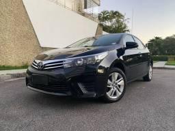 Toyota Corolla GLI Upper 2017 Com GNV! Oportunidade!