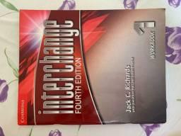 Livros de inglês + DVD - INTERCHANGE FOUTH EDITION