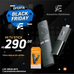 Conversor Mi tv Stick - Black Friday
