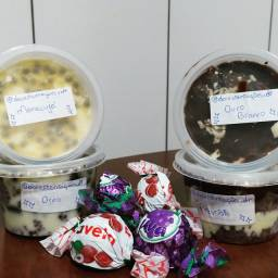 Vendedora de doces consignado