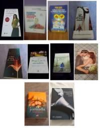 Dez Livros diversos