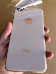 LEIA O ANÚNCIO!! IPHONE 8 PLUS 64GB GOLD, PEGO SEU IPHONE NA TROCA