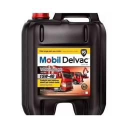 Balde óleo motor mobil delvac 15w40