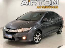 Honda City 2017 1.5 Flexone Ex Cvt Cinza 59.700 km