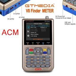 Localizador de satélite Gtmedia v8 finder meter