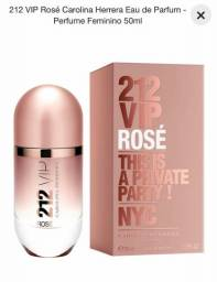 212 VIP Rosé Carolina Herrera - Perfume Feminino - Eau de Parfum - 50ml