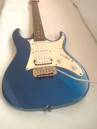 Guitarra Ibanez Gio GRX40 Stratocaster Azul metálico