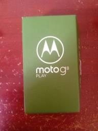 Smartphone Motorola moto G8 play