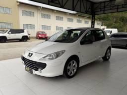 Peugeot 307 Premium 2.0 Flex Automático 2012 Único Dono