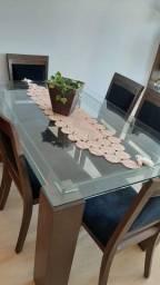 Mesa jantar 6 lugares
