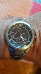 Relógio citizen eco drive H570 pilote