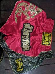 short muay Thai - novo