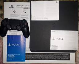 PS4 Slim 500GB ( Troco em Kit Upgrade )