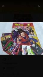 Álbum Do Dragon Ball Super 2, 2020, Completo Para Colar