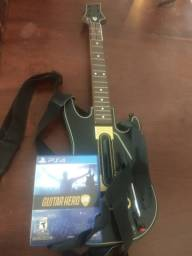 Guitar hero ps4 completo