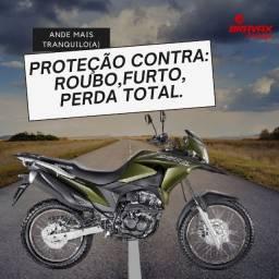 Proteção para motos