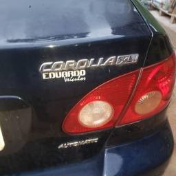 Corolla xli 2007/2008