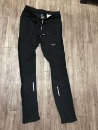 Nike Calça Compressão Refletiva Tam M Original