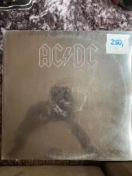 AC DC - BACK IN BLACK (vinil importado)