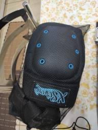 Kit proteção patins/skate - Dois kits